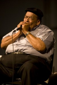 James Cotton New Orleans Jazz Fest