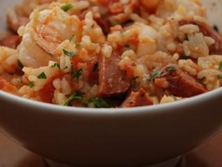 Leah Chase's Creole Jambalaya recipe
