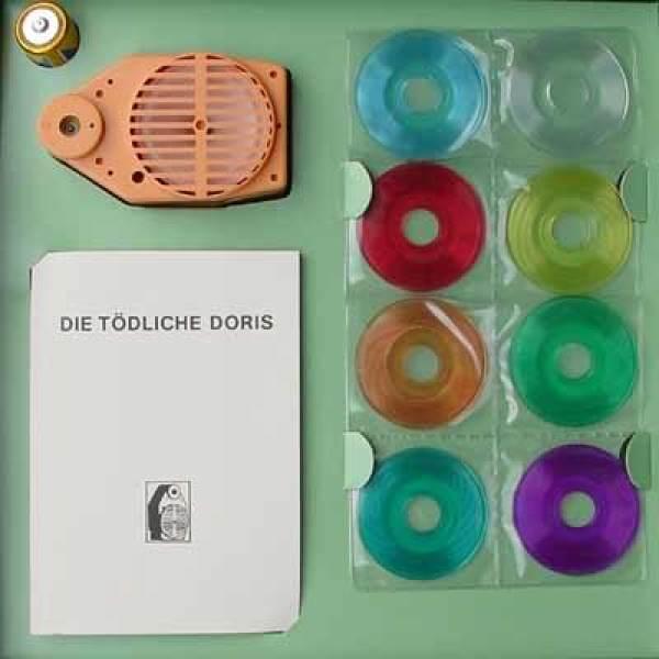'Chöre & Soli' van Die Tödliche Doris