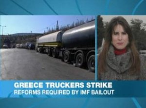 Greece DPX m1 300x221 Truckers: A Closed Profession In Greece