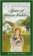 Anne Of Green Gables, LM Montgomery, Book Cover