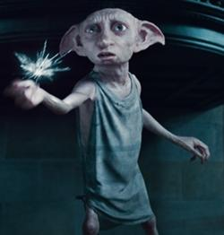 Dobby, House elf, Spark