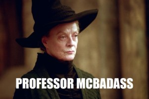 Professor McGonagall