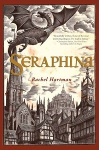Seraphina Rachel Hartman Book Cover