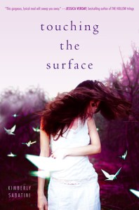 Touching The Surface Kimberly Sabatini Book Cover