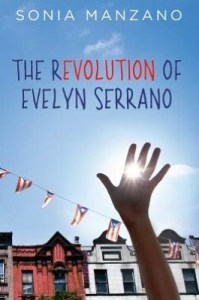 The Revolution Of Evelyn Serrano Sonia Manzano Book Cover