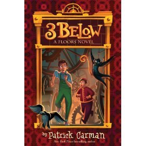 Floors 3 Below Patrick Carmen Book Cover