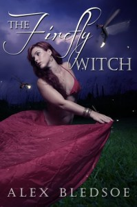 The Firefly Witch Cover