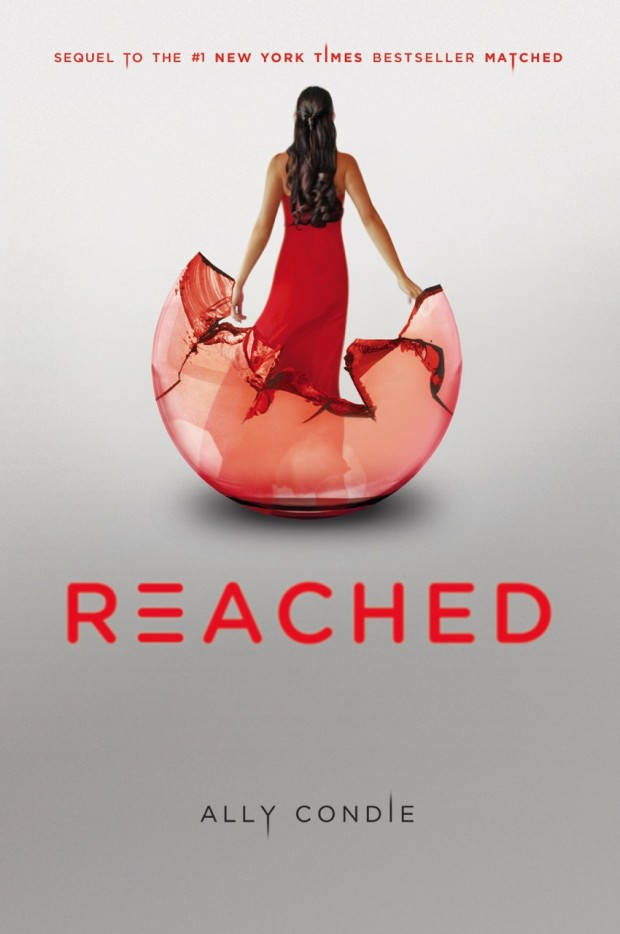 Reached Ally Condie Book Cover