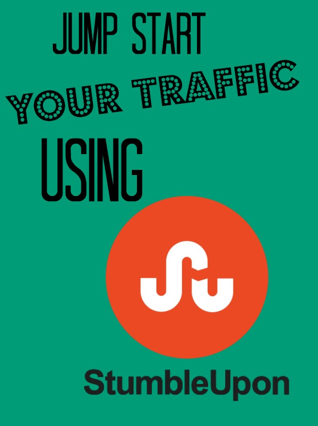 Jump Start Your Traffic Using Stumble Upon | Good Books And Good Wine