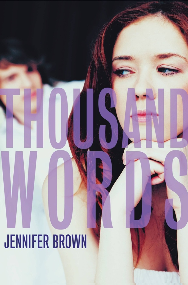 Thousand Words by Jennifer Brown | Good Books And Good Wine