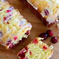 Really Good Cranberry Bread