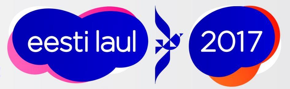 Estonia - ESC 2017 - Eesti Laul 2017 (Logo)