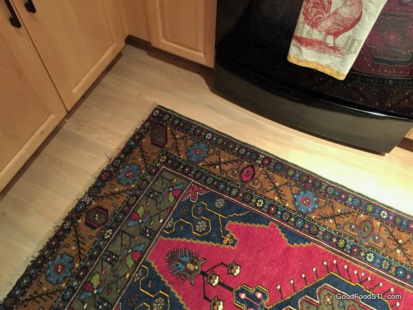 kitchen carpet