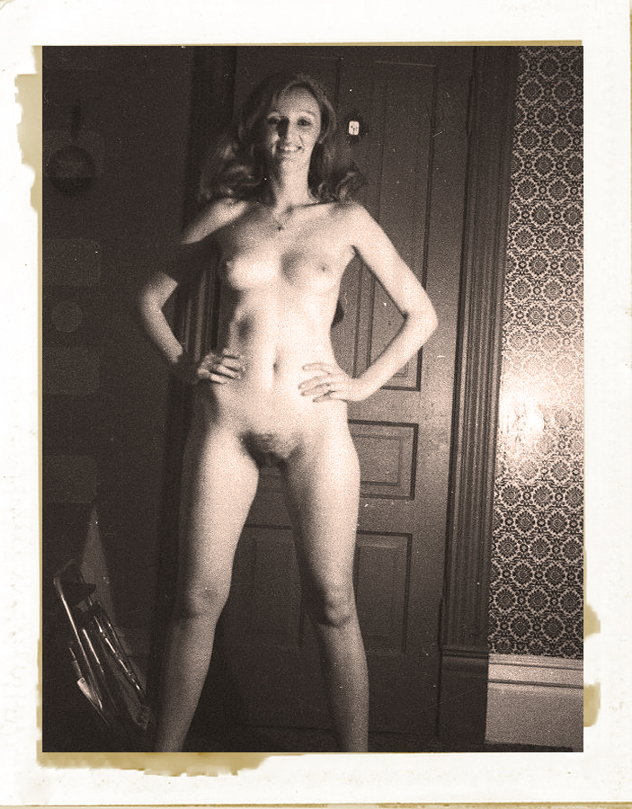 polaroid wife Embarrassed nude