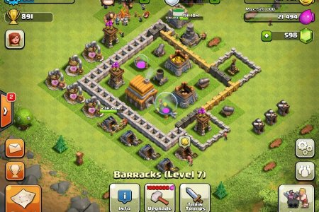 clash of clans strategy1
