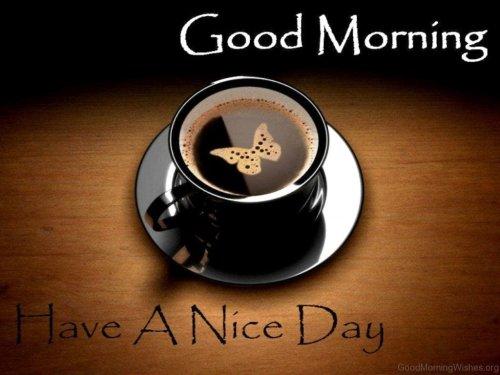 Medium Of Good Morning Coffee Mug Images