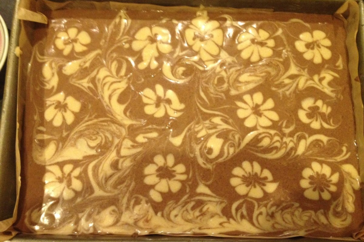 Quite possibly the most delicious dessert we make. And the most lovely.
