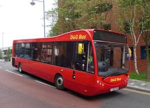 d&g bus