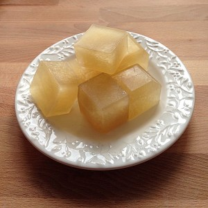 stock chicken cubes 300x300 Canning or freezing chicken stock