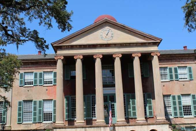 College of Charleston // GoodTomiCha.com