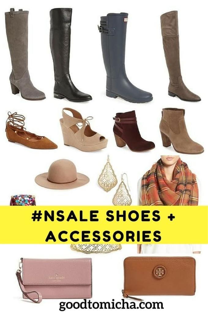 Nsale Shoes + Accessories finds under $200   goodtomicha.com