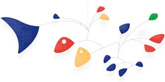 Google Doodle Calder