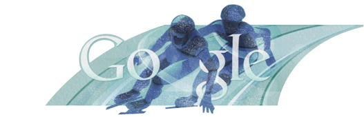 Google Doodle Shorttrack