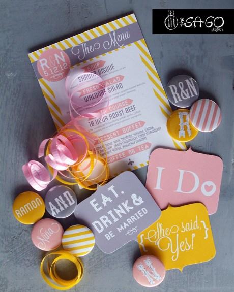 Branding Materials for R&N