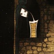 دختر سیاه