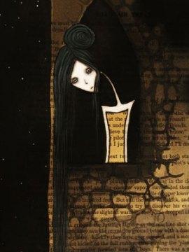 پپینا، براساس این نقاشی، ترانه را گفته و آهنگش را ساخته و خوانده.