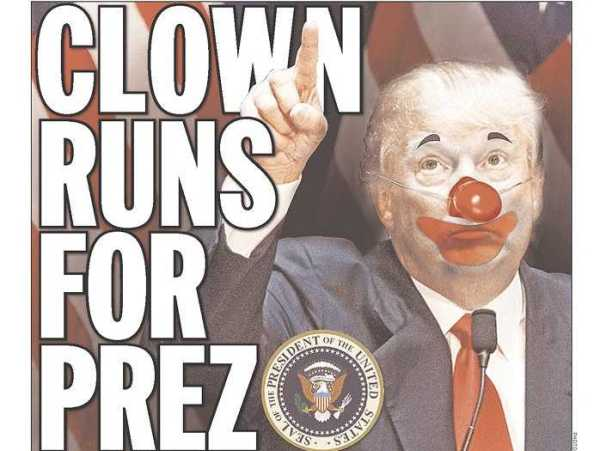 The Clown Show Continues