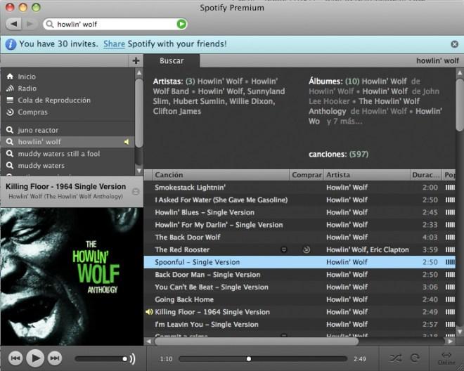 Howlin' Wolf - Spoonful - Spotify