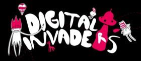 Se buscan Digital Invaders en la Gran Techno-titlán