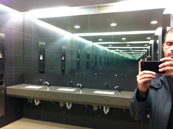 Yo y los espejos