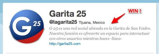 La Garita 25