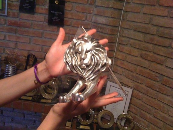 León de Grupo W