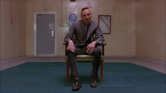 Entrevista de Spud en Trainspotting