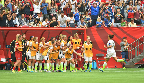 Nike US Women Soccer
