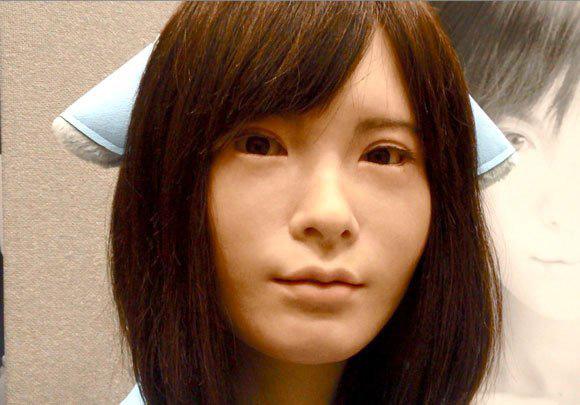 Robot Asuna