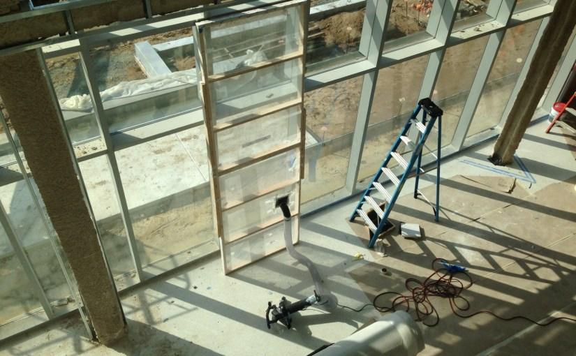 Curtain Wall Storefront ASTM Testing