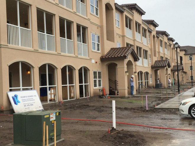 Multi-Family Apartments Construction Testing