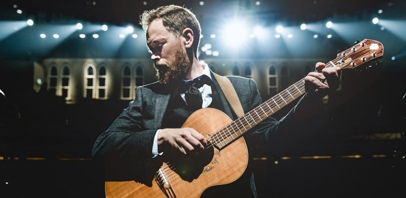 Andrew Peterson Behold The Lamb Tour