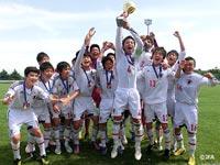 サッカーU-16日本代表
