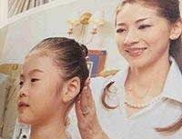 君島十和子と娘・憂樹さん