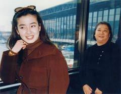 宮沢りえと実母・光子さん