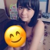 【検証画像】横山結衣[AKB48]中学時代の半裸ハグ&キス写真が流出!加入後も交際!?具が見えてるやんw