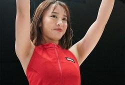 勝利の女神!?井上尚弥WBSS決勝で注目された美しすぎるラウンドガール神部美咲は下ネタもイケるw
