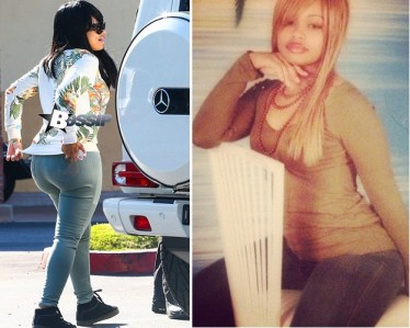*EXCLUSIVE* Blac Chyna stocks up on diapers