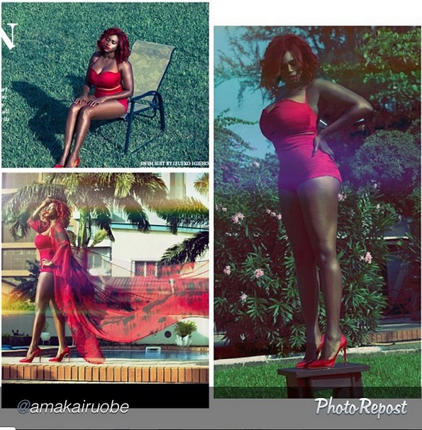 Waje Looking Extremely Sexy In New Photos Also Shares Her Testimony